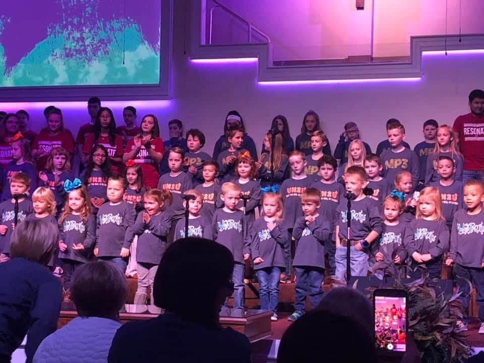 Children's Worship Choir