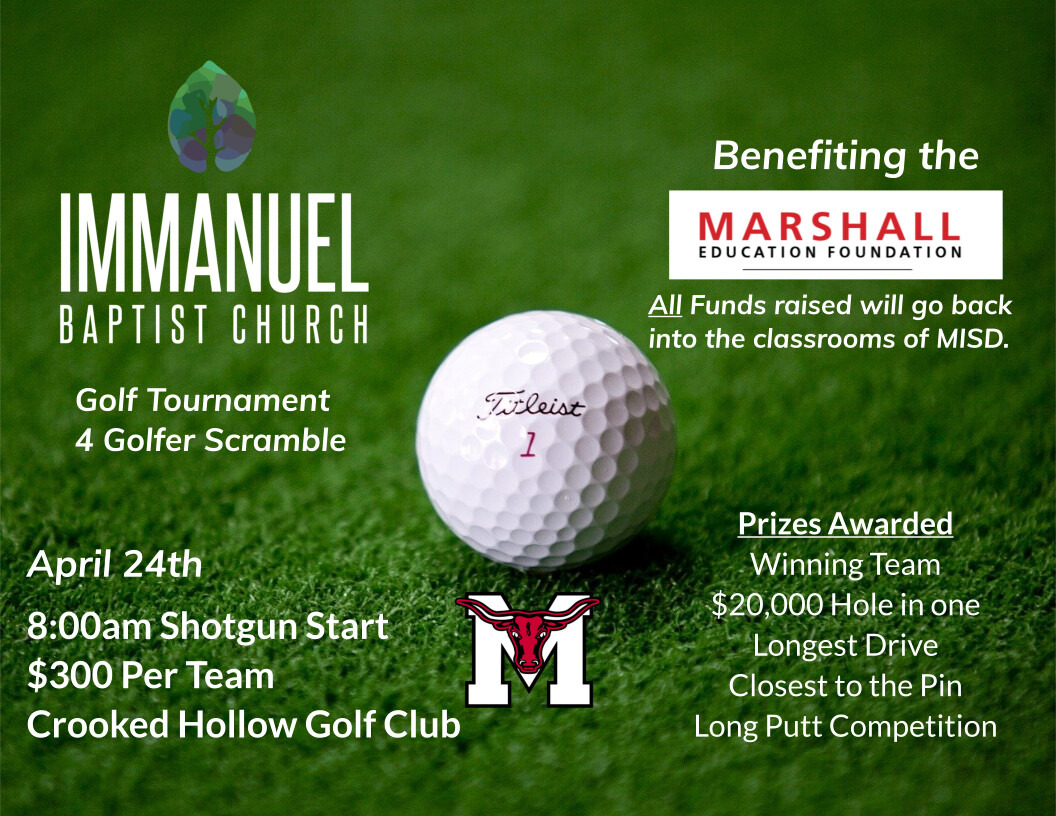 Immanuel Golf Tournament