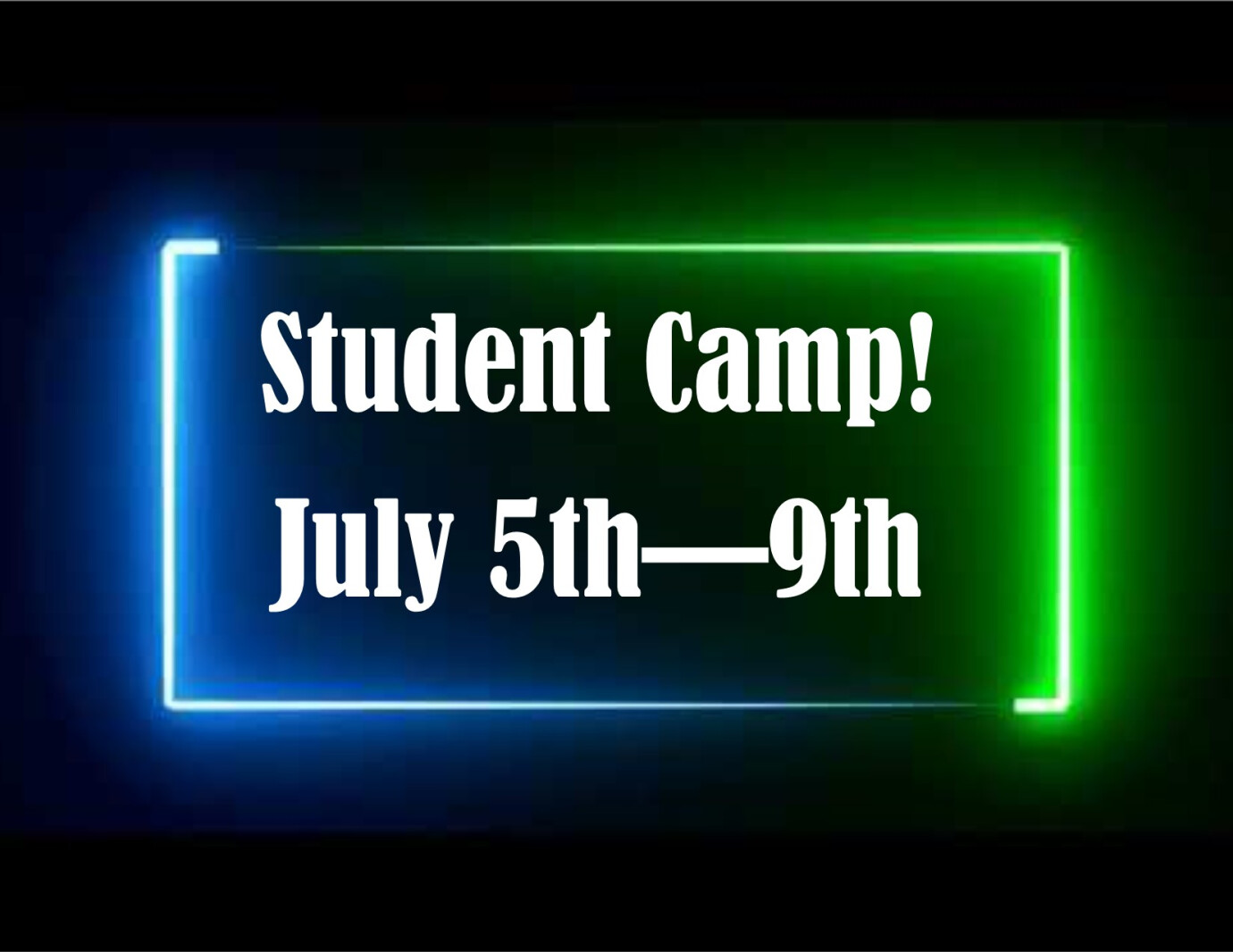 Youth Camp!